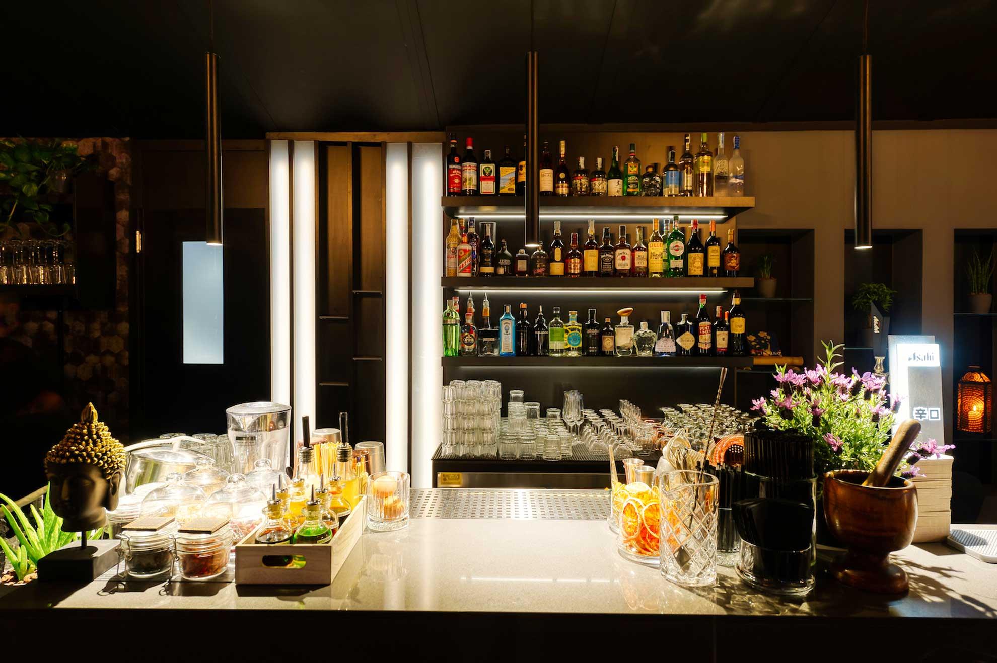 L2A Design Elements - Sushi Restaurant Industrial Desenzano (BS)